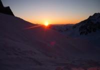 J2 : Premier lever de soleil