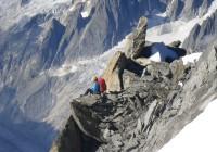 Vue sur le Mont Blanc depuis l