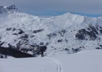 Rando à ski dans le Queyras