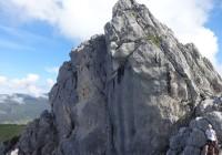 Arête du Roc des Boeufs